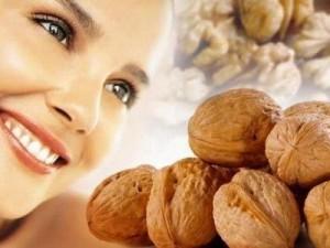 Применение грецких орехов