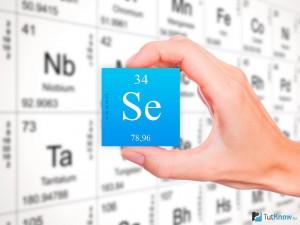 Содержание селена в организме