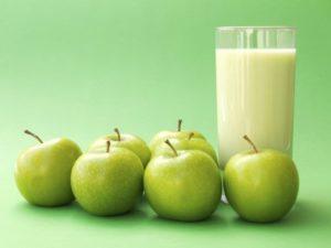 Диета с яблоками