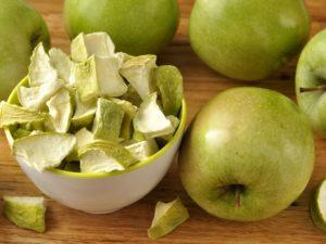 Приготовление яблок